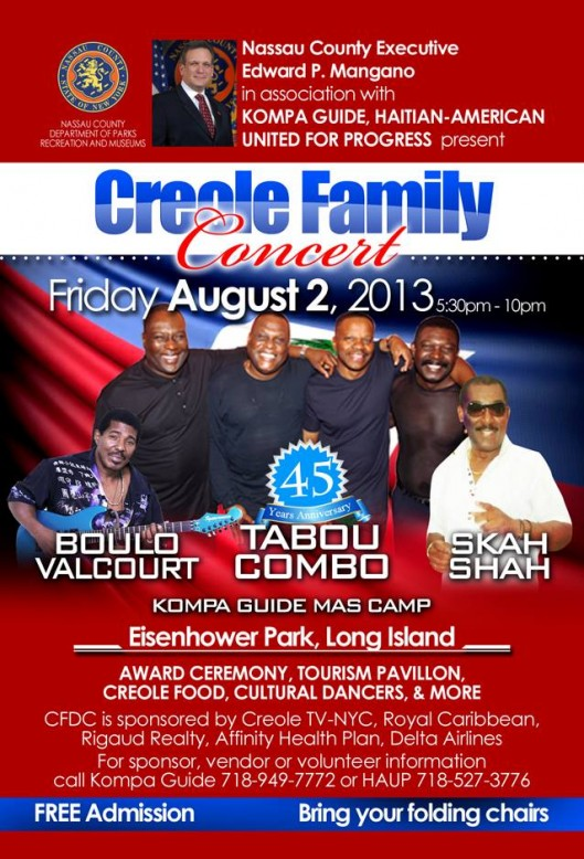 Creole Family Day