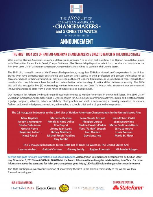 HRT's 1804 Changemakers Announcement