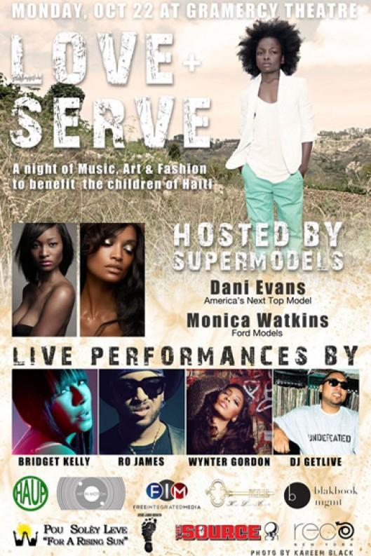 Love + Serve