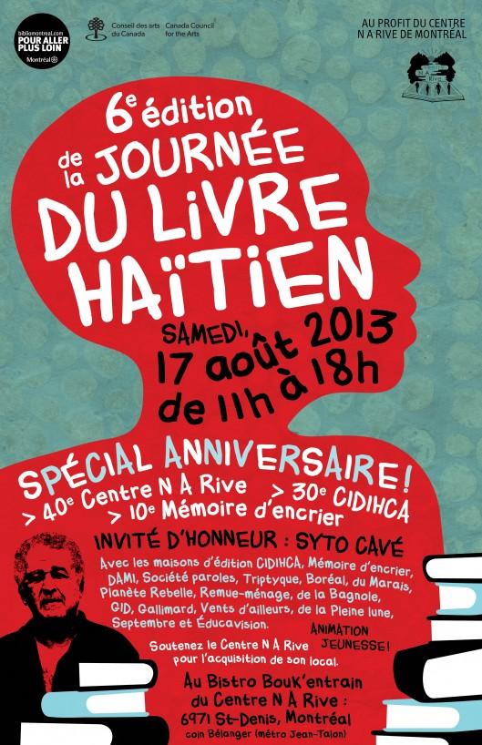 6e Journee du Livre Haitien