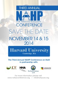 NAHP Conference