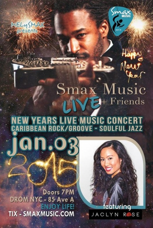 Smax event jan 3rd