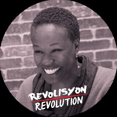 Gina w-Revolisyon logo