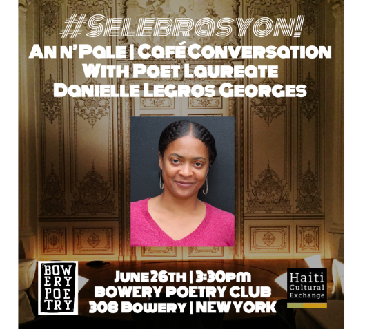 Bowery Poetry Club w- Danielle