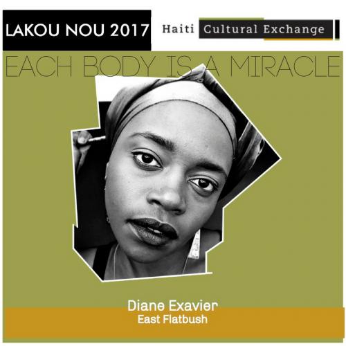 Diane Exavier, Lakou