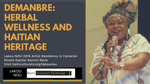 Demanbre_Herbal Wellness and Haitian Heritage