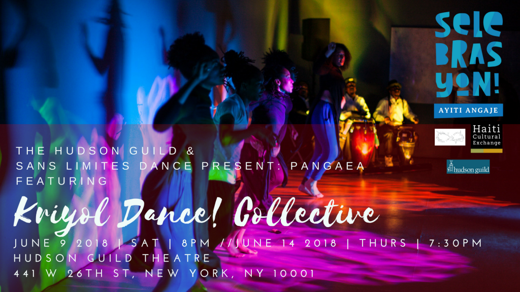 Kriyol Dance Collective Promo.