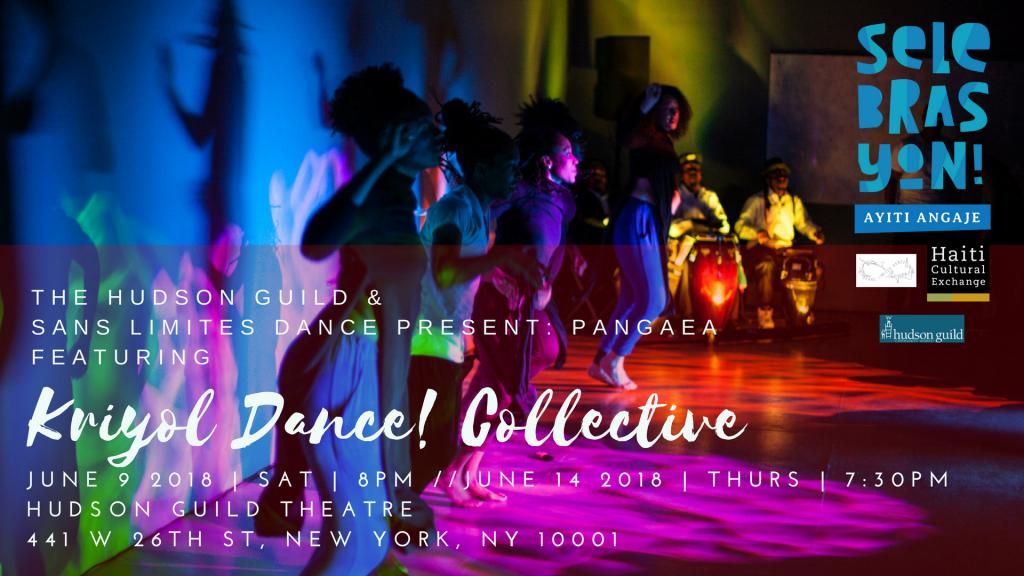 Kriyol Dance Collective Promo.